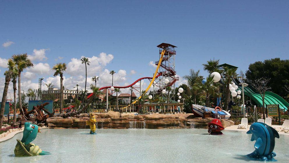 Muere un menor de 12 años en un parque acuático en Villafranca de Córdoba