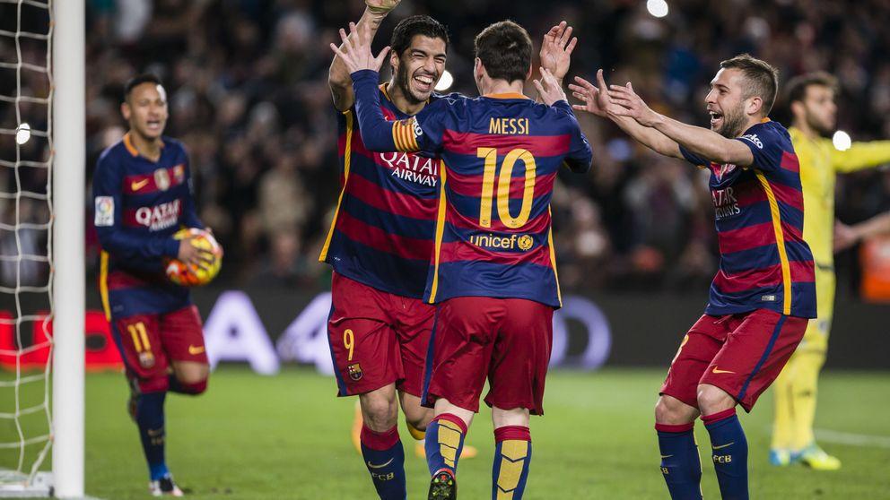 La polémica con Leo Messi (y su penalti) durará una semana; él, toda la vida