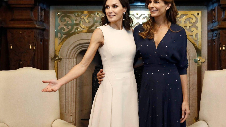 Letizia y Juliana Awada. (Cordon Press)