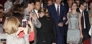 Post de Los Reyes Felipe y Letizia también sucumben al éxito de 'La La Land'