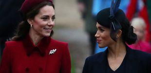 Post de Kate Middleton: el gesto definitivo que evidencia su distancia de Meghan