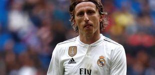 Post de La duda del Real Madrid: Florentino Pérez retiene a Modric pero Zidane está confuso