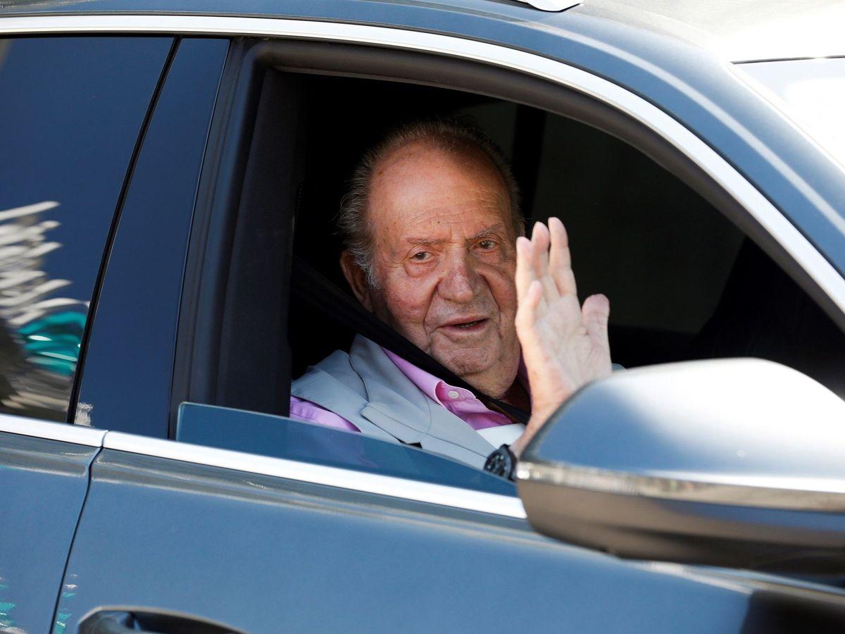 Foto: El rey Juan Carlos en una imagen de 2019. (EFE)