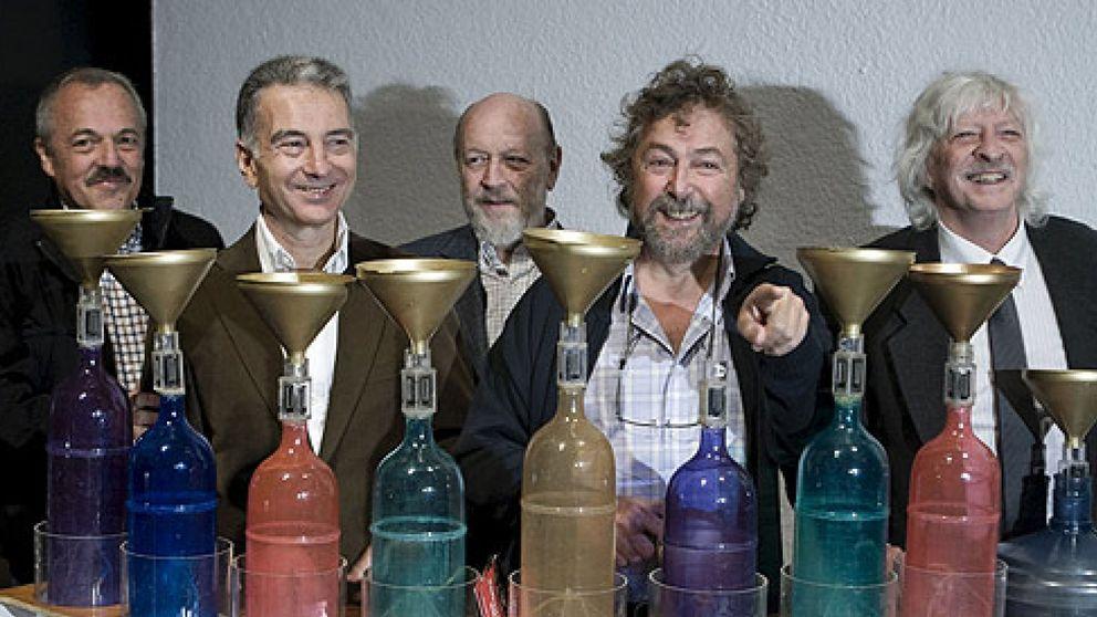 'Lutherapia', lo nuevo de Les Luthiers, llegará a España en 2012