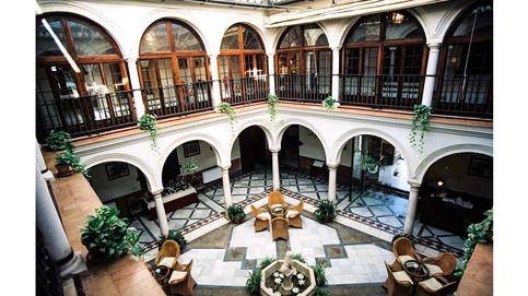 Cinco palacios urbanos de España