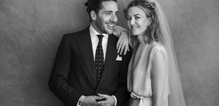 Post de Marta Ortega cumple un año de casada: revisamos sus 4 irreverentes looks de novia