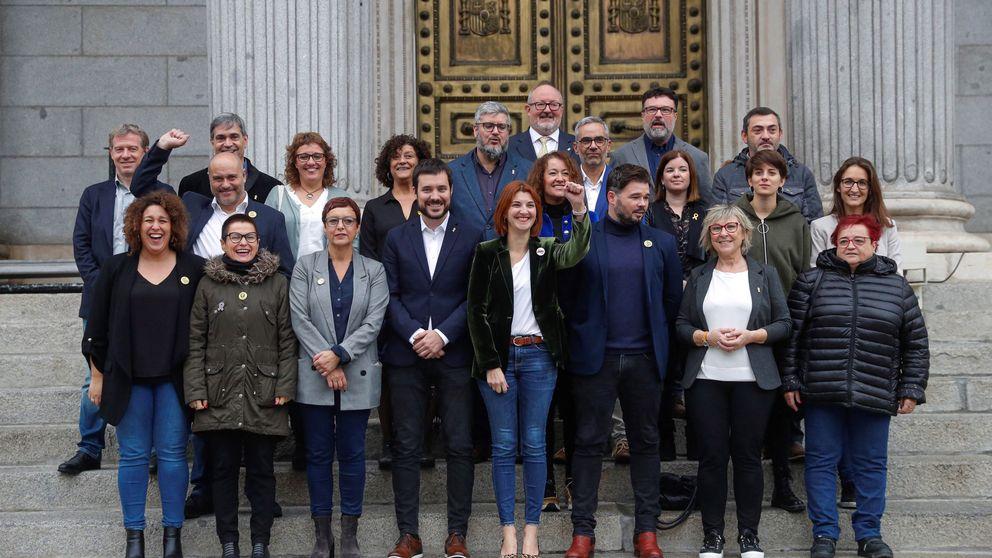 ERC exigirá al PSOE poner fecha para abrir una mesa de diálogo posinvestidura