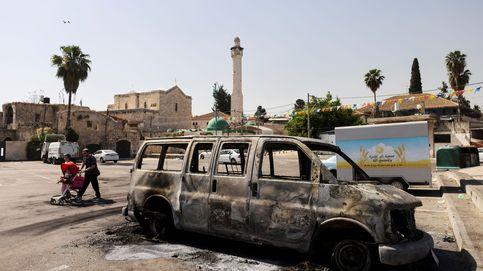 Reyerta de vecinos en Israel: linchamientos, cacerías y asaltos llevan la guerra a las calles