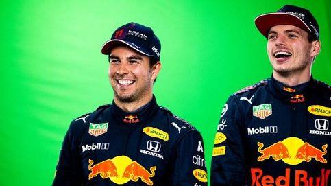Red Bull, ¿con dinamita para batir a Mercedes y Checo Pérez a Max Verstappen?