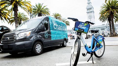 Ford desarrolla nuevos modos de desplazamiento en las ciudades
