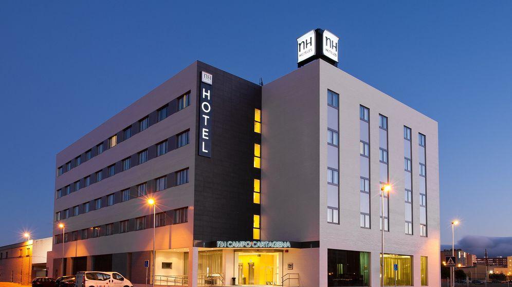 Foto: Hotel NH Campo Cartagena.