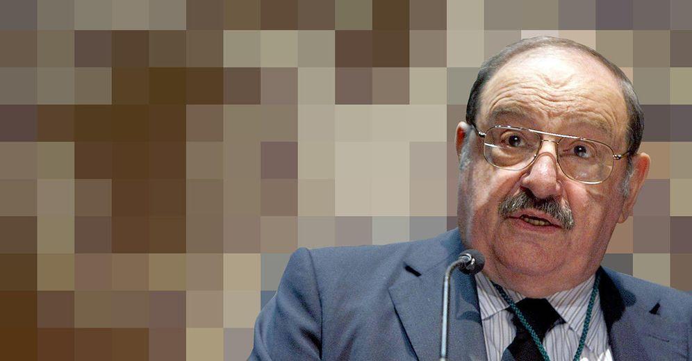 Foto: Umberto Eco no tiene futuro
