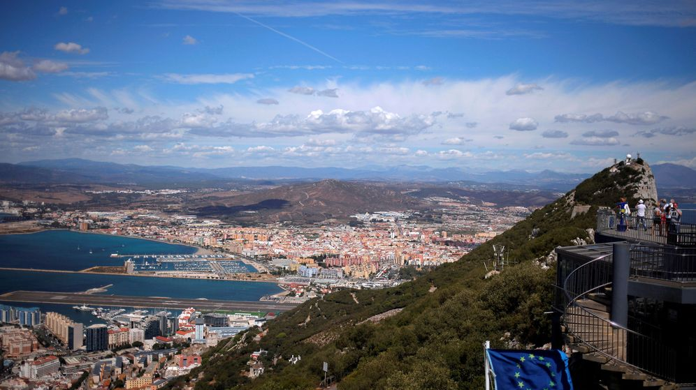 Foto: Imagen de archivo de Gibraltar. (Reuters)