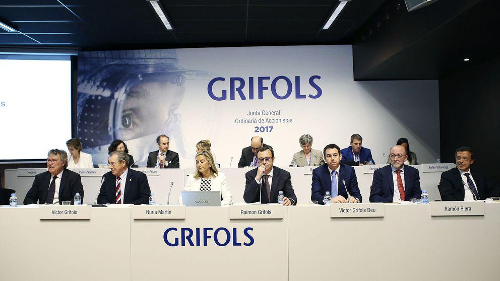 Grifols, la última empresa catalana que queda en el selectivo bursátil Ibex 35