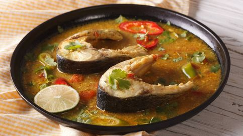 El curry y el pescado combinan: las recetas que lo demuestran