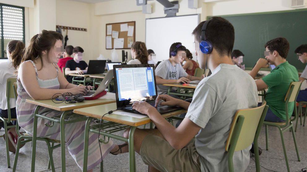 El colegio de Sevilla en el que nadie suspende (y qué nos puede enseñar)
