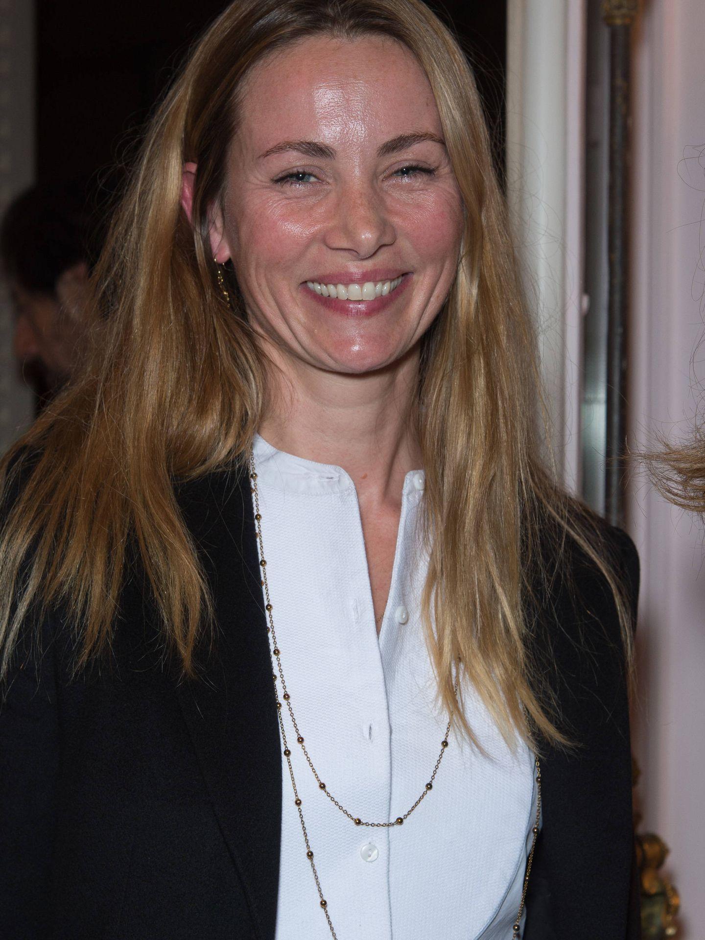 Céline Balitran no se prodiga demasiado en actos sociales. (Getty)