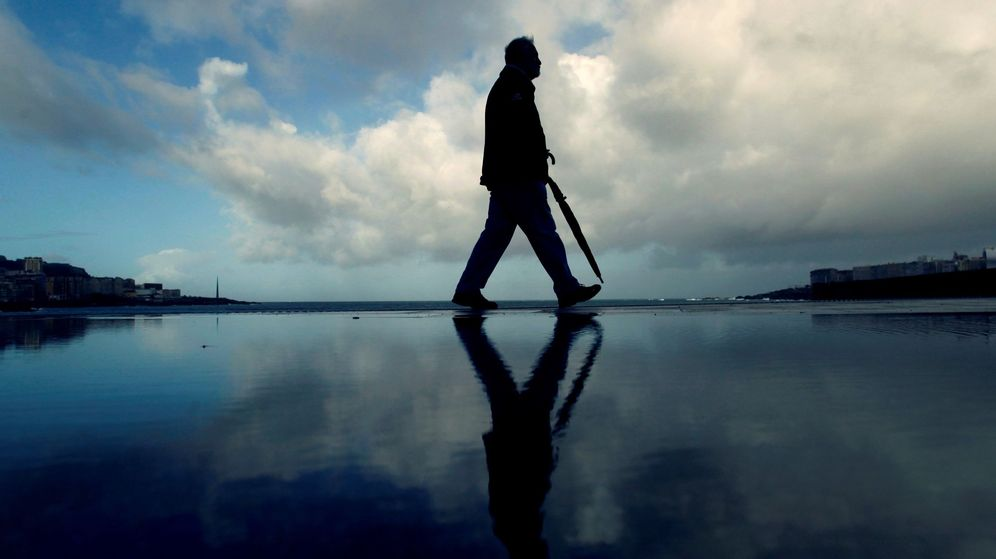 Foto: Las provincias de A Coruña y Lugo serán las más afectadas por los fenómenos costeros. (EFE)