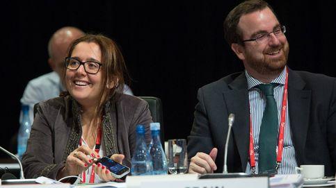 Eva Valle 'invita' a los grandes del Ibex a perseverar en el  dogma de la austeridad