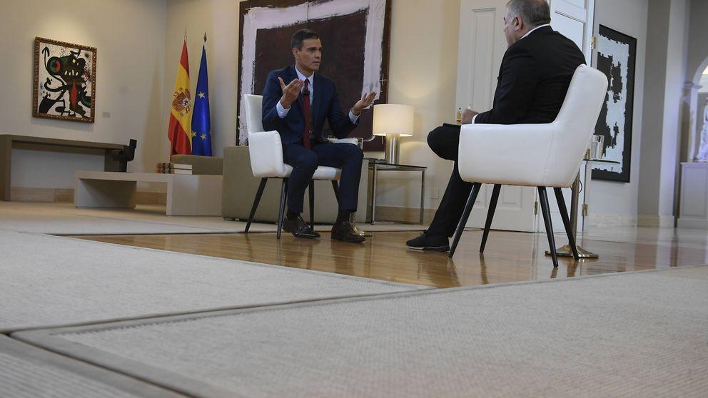 Sánchez intenta doblegar a Podemos al señalar a Iglesias como único obstáculo