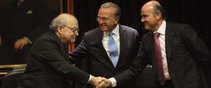 La Generalitat choca ahora con Guindos por el 'agravio' a Catalunya Banc con Bankia