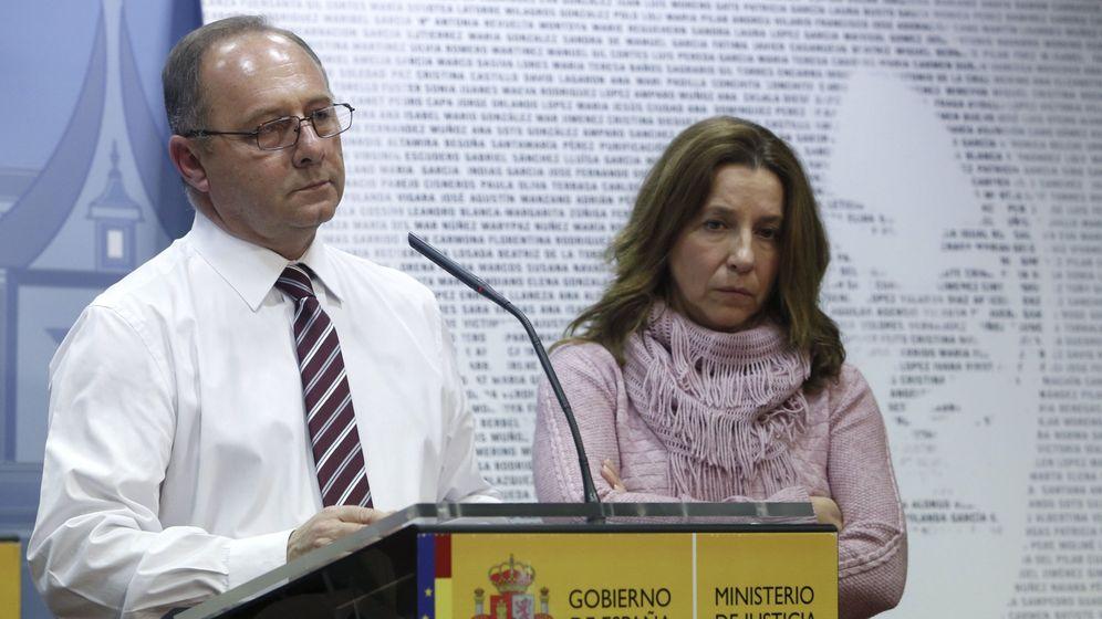 Foto: Los padres de Marta del Castillo. (EFE)