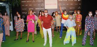 Post de Levy, Boris, Pedroche... Cónclave de vips en el desfile de Agatha Ruiz de la Prada