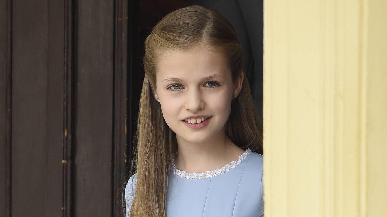 Foto: La princesa de Asturias en una imagen de archivo. (Gtres)