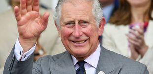 Post de El príncipe Carlos se hace viral por hacerle la cobra al vicepresidente de Estados Unidos