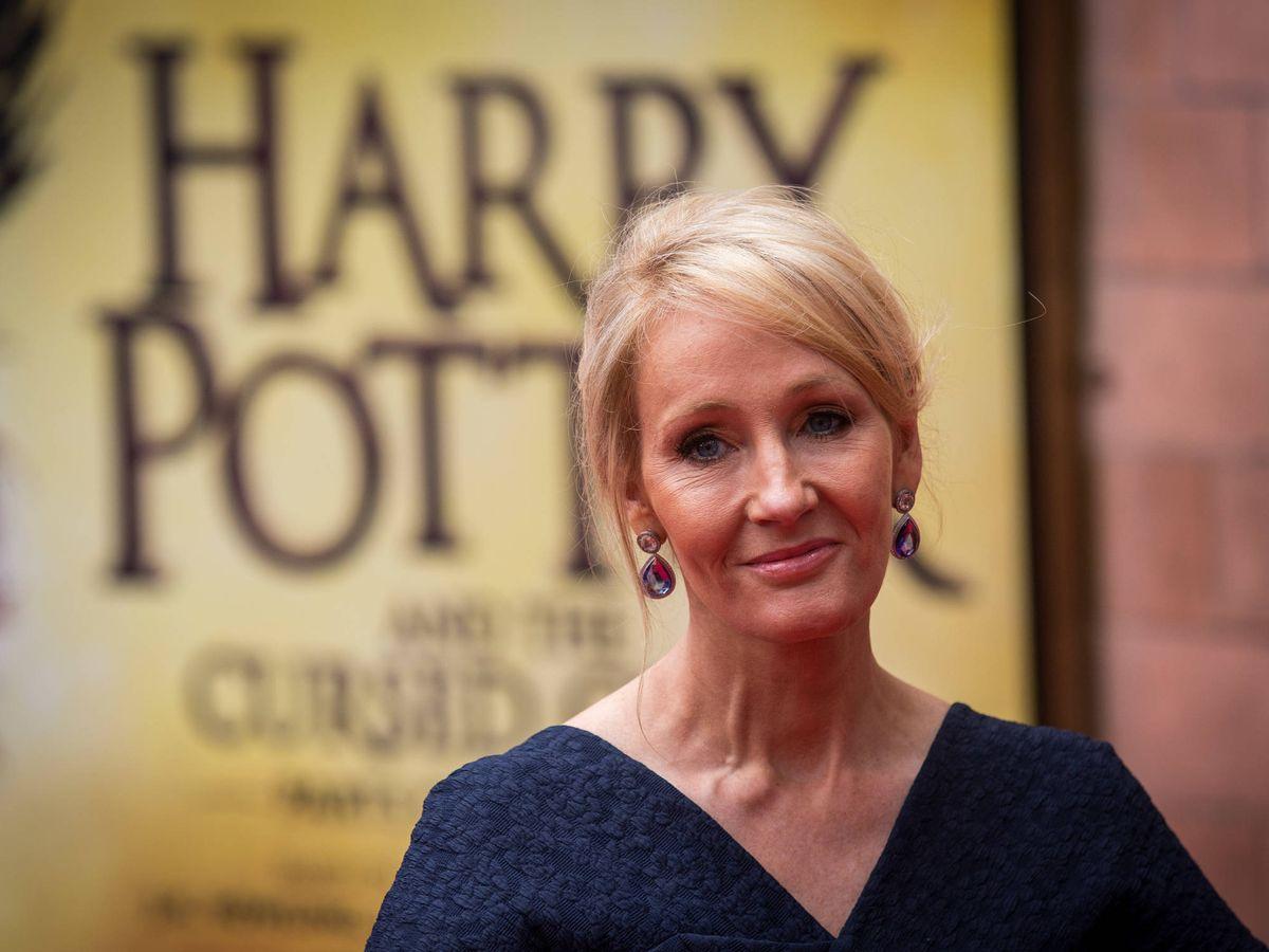 Foto:  JK Rowling. (Getty)
