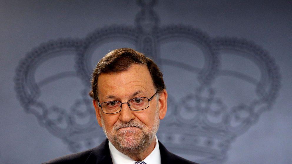Rajoy no puede decir no