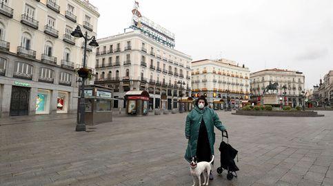 Casi 3.000 multas y 32 detenidos este lunes por incumplir la alerta en Madrid