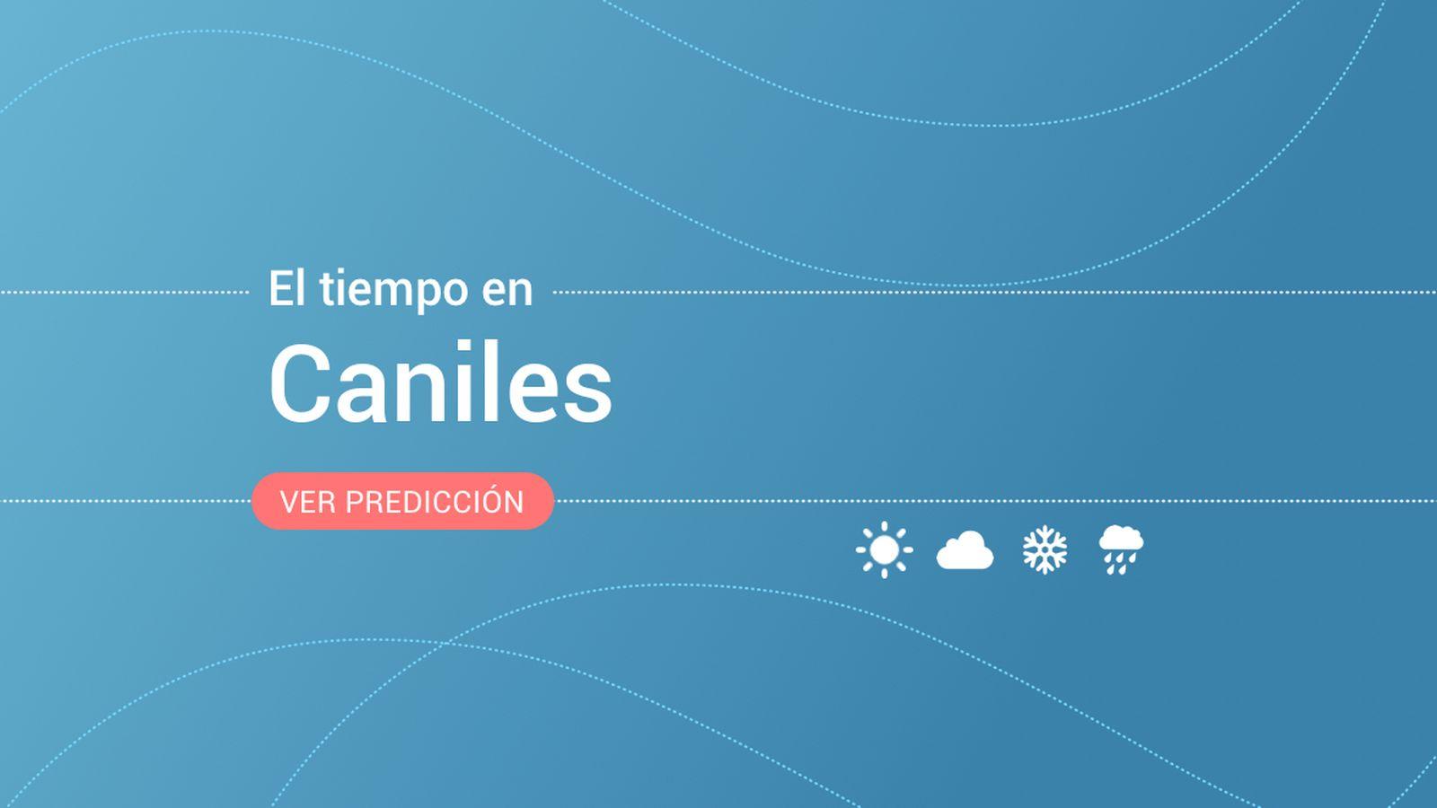 Foto: El tiempo en Caniles. (EC)