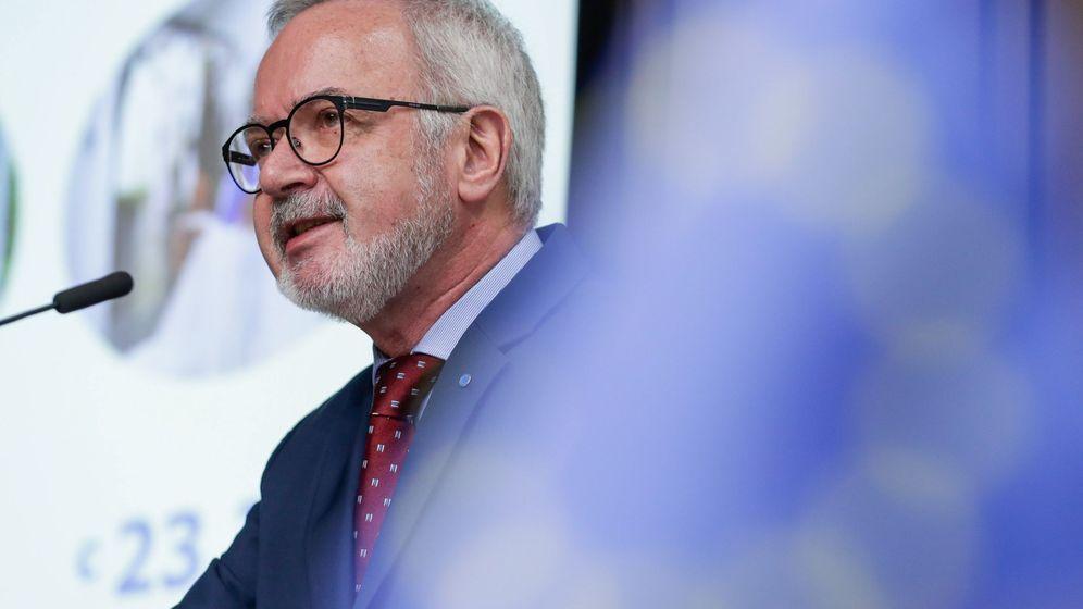 Foto: presidente del Banco Europeo de Inversión, Werner Hoyer