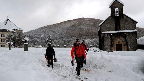 El tiempo para Nochebuena: nevadas y viento fuerte en el extremo norte peninsular