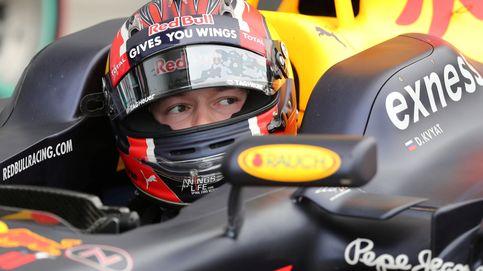 Red Bull y el clavo para el ataúd de Daniil Kvyat en la Fórmula 1