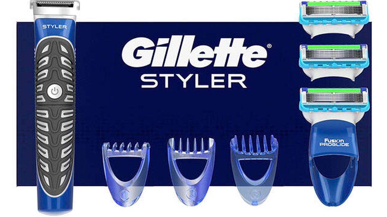 Cuchilla de afeitar Gillette Fusion Proglide Styler 3 en 1
