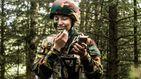 Una soldado llamada Elisabeth de Bélgica: el vídeo de la heredera barriendo y disparando