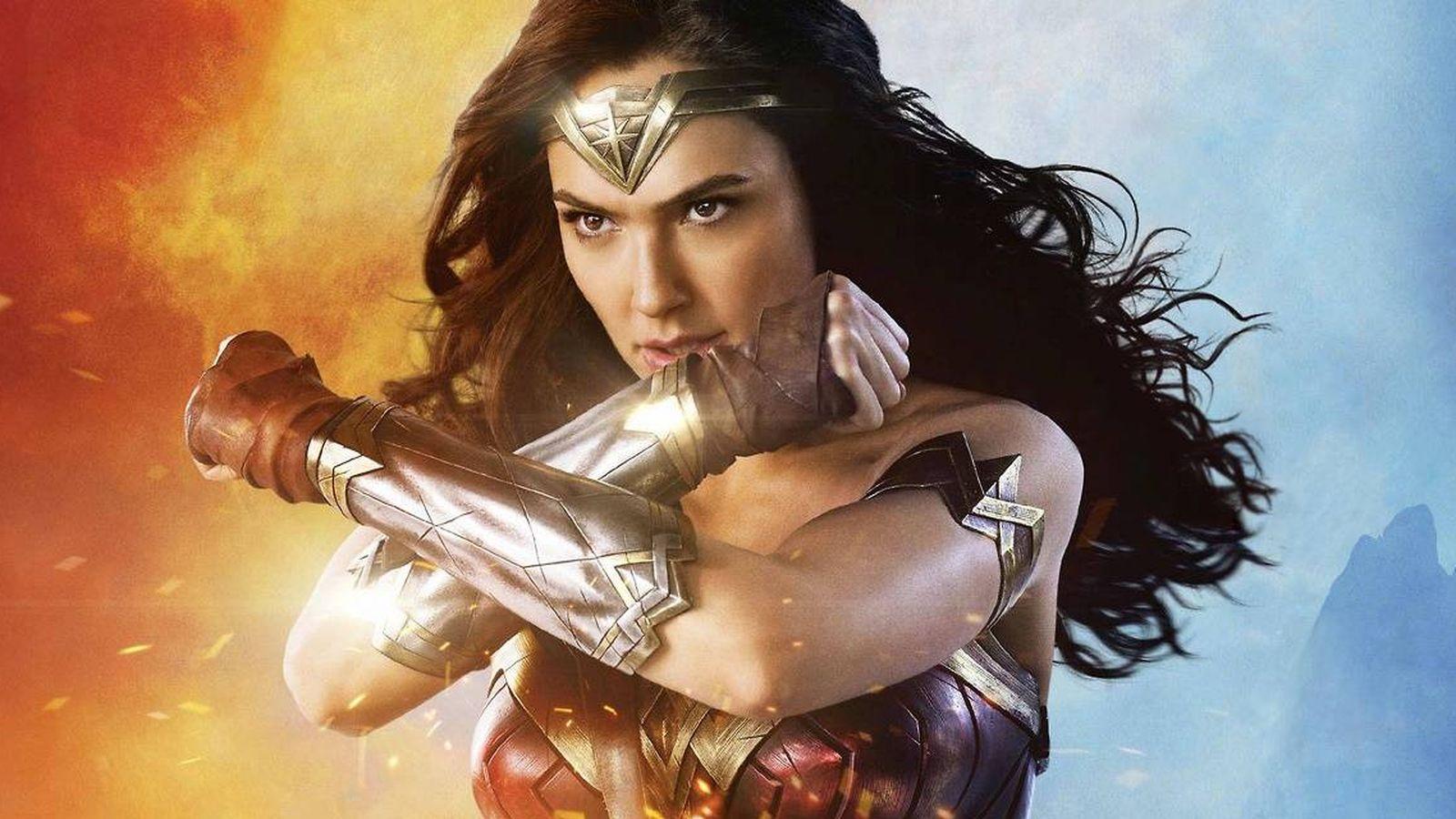 Foto: Gal Gadot en la piel de Wonder Woman en una imagen de archivo.