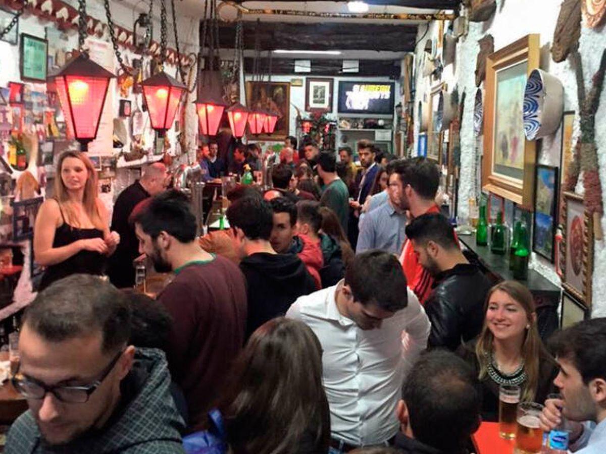 Foto: El Pesaor es un clásico del tapeo en Granada (Facebook)