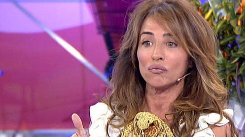 María Patiño, celosa del grupo de Whatsapp de 'Got Talent'