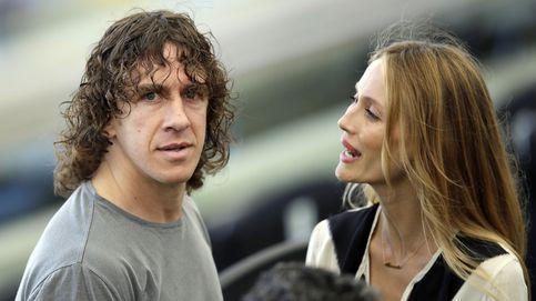 Carles Puyol y Vanesa Lorenzo, padres de una niña llamada María