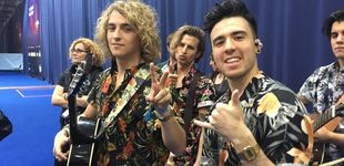 Post de Manel, más cómodo con primeros planos en su 2º ensayo en Eurovisión