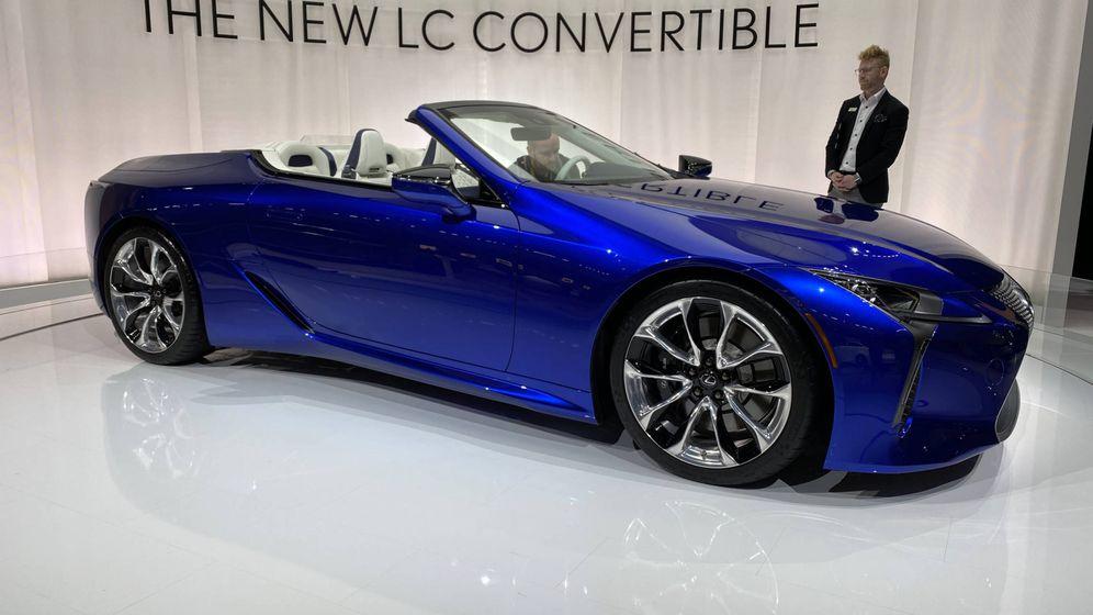 Foto: El futuro del coche eléctrico en el Salón de Los Ángeles