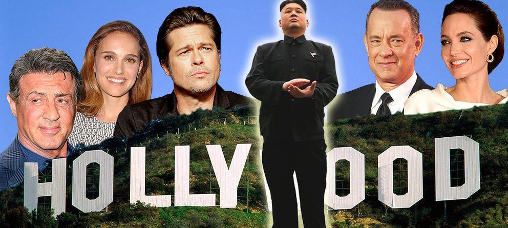 Hollywood acusa al dictador coreano Kim Jong-un de 'hackear' a princesas y actores