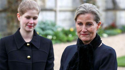 Sophie de Wessex y su hija, Lady Louise Windsor, luto de alta costura
