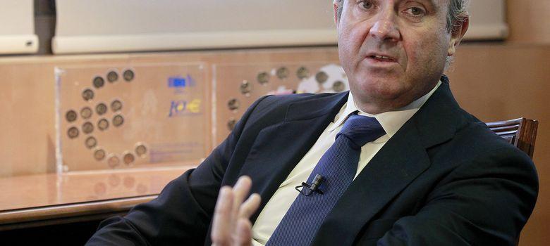 Foto: El ministro de Economía y Competitividad, Luis de Guindos (EFE)