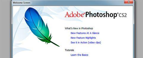 Detallazo navideño de Adobe: libera la 'suite' CS2 para su descarga gratuita