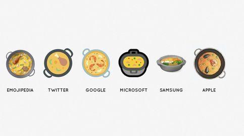 La paella ya tiene emoji