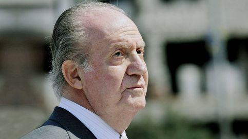 La foto de la barbacoa del rey Juan Carlos y Corinna que está dando la vuelta al mundo